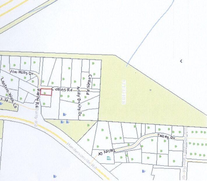 Brickton Community Map