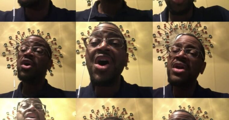 Call on the Lord,a video recording by Rev. OdellSuberJr.