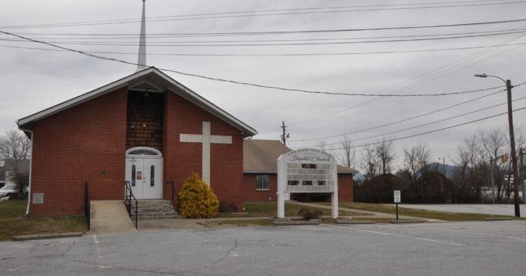 Greater New Zion Baptist Church