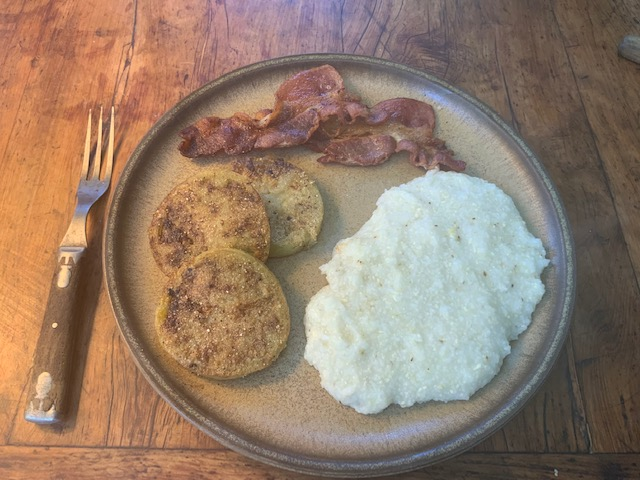 Fried Green Tomatoes at 1205 6th Ave. West