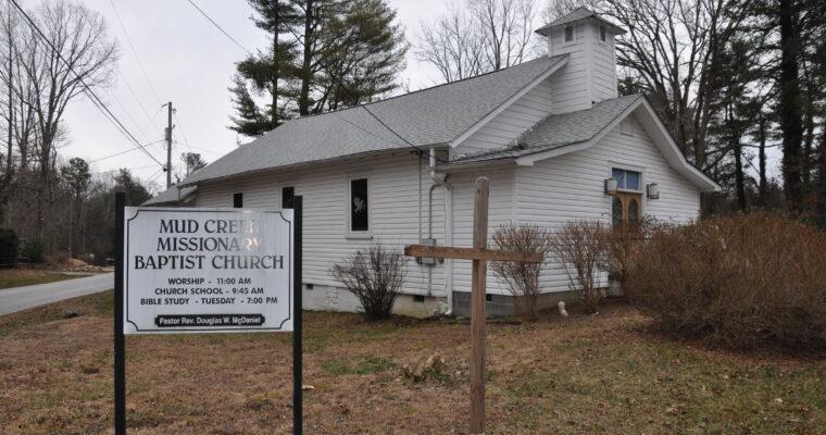 Mud Creek Missionary Baptist Association